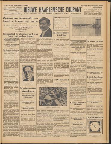 Nieuwe Haarlemsche Courant 1935-12-29