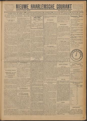 Nieuwe Haarlemsche Courant 1927-01-03