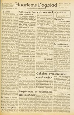 Haarlem's Dagblad 1945-10-31