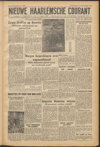 Nieuwe Haarlemsche Courant 1946-09-19