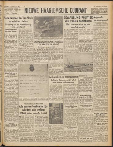 Nieuwe Haarlemsche Courant 1948-02-03
