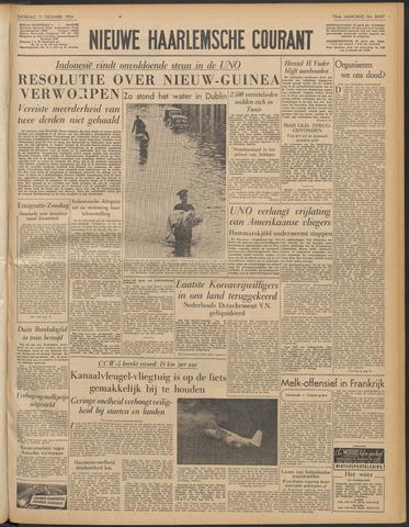 Nieuwe Haarlemsche Courant 1954-12-11