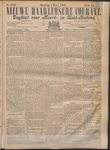 Nieuwe Haarlemsche Courant 1900-03-05