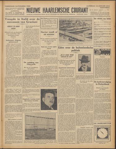 Nieuwe Haarlemsche Courant 1936-01-18