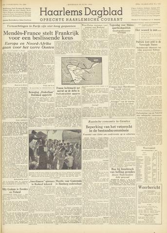 Haarlem's Dagblad 1954-06-15