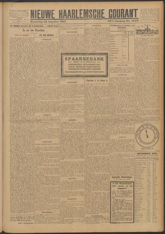 Nieuwe Haarlemsche Courant 1923-08-22