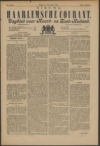 Nieuwe Haarlemsche Courant 1896-11-13