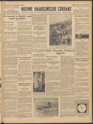 Nieuwe Haarlemsche Courant 1937-03-09