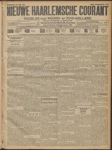 Nieuwe Haarlemsche Courant 1911-01-25