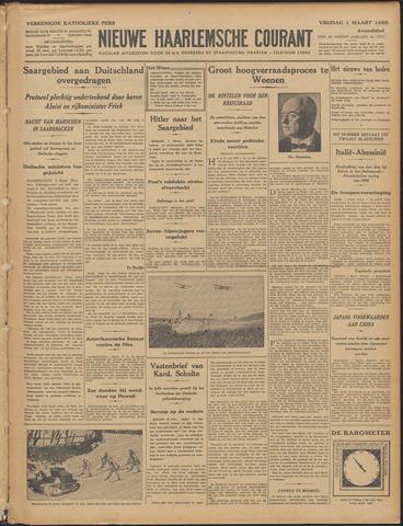 Nieuwe Haarlemsche Courant 1935-03-01