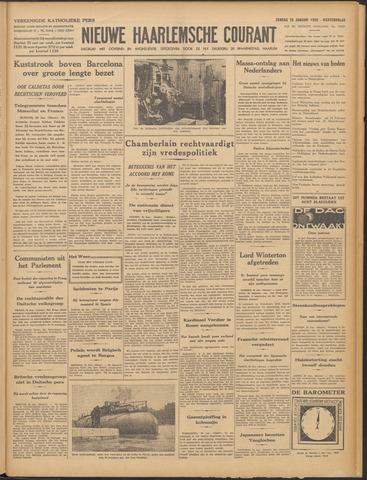 Nieuwe Haarlemsche Courant 1939-01-29