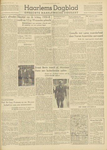 Haarlem's Dagblad 1951-03-10