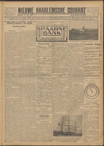 Nieuwe Haarlemsche Courant 1927-07-09