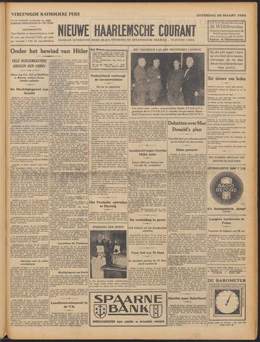Nieuwe Haarlemsche Courant 1933-03-25