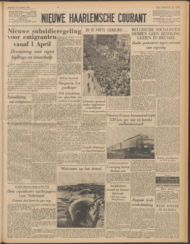 Nieuwe Haarlemsche Courant 1955-03-29