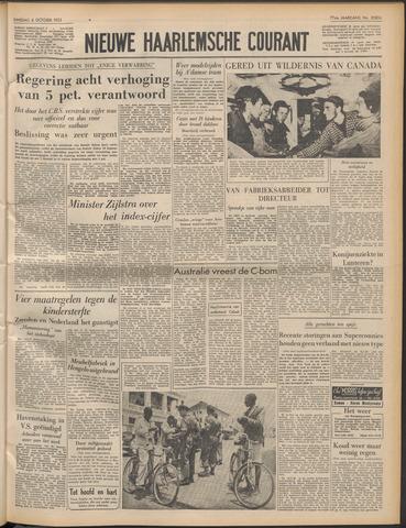 Nieuwe Haarlemsche Courant 1953-10-06