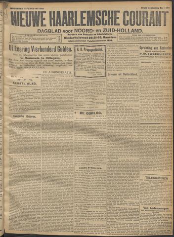 Nieuwe Haarlemsche Courant 1915-02-03