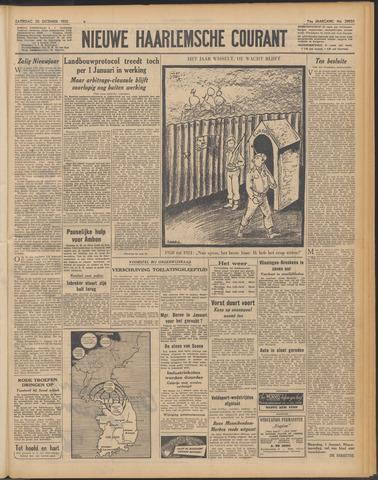 Nieuwe Haarlemsche Courant 1950-12-30