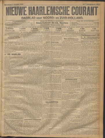 Nieuwe Haarlemsche Courant 1915-10-11