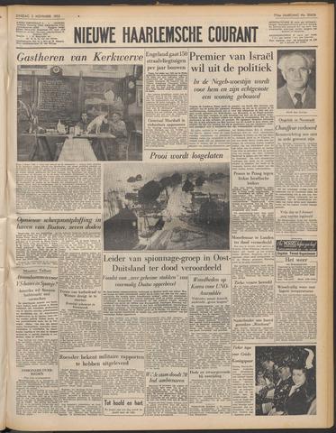 Nieuwe Haarlemsche Courant 1953-11-03