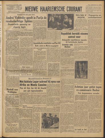 Nieuwe Haarlemsche Courant 1948-10-06