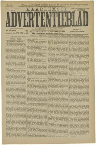 Haarlemsch Advertentieblad 1900-08-15