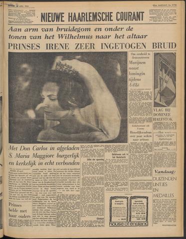 Nieuwe Haarlemsche Courant 1964-04-29