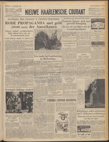 Nieuwe Haarlemsche Courant 1952-11-15