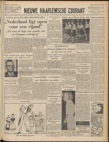 Nieuwe Haarlemsche Courant 1954-06-23