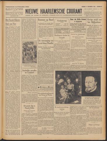 Nieuwe Haarlemsche Courant 1940-12-17