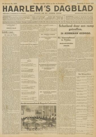 Haarlem's Dagblad 1930