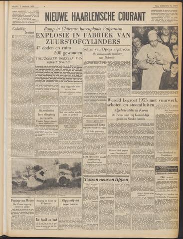 Nieuwe Haarlemsche Courant 1953-01-02
