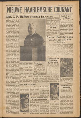 Nieuwe Haarlemsche Courant 1945-11-09