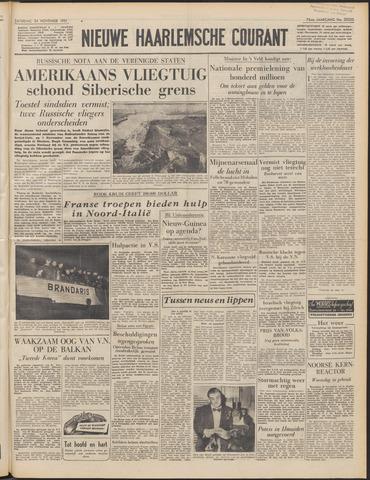 Nieuwe Haarlemsche Courant 1951-11-24