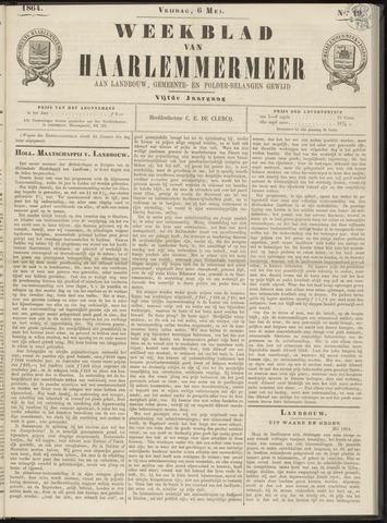 Weekblad van Haarlemmermeer 1864-05-06
