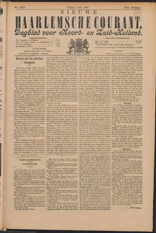 Nieuwe Haarlemsche Courant 1899-07-07