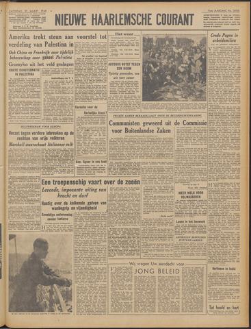 Nieuwe Haarlemsche Courant 1948-03-20