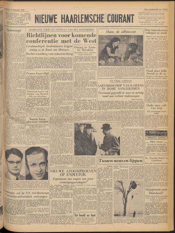 Nieuwe Haarlemsche Courant 1952-02-19