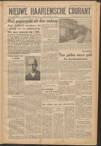 Nieuwe Haarlemsche Courant 1945-09-13