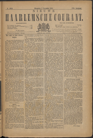 Nieuwe Haarlemsche Courant 1892-12-07