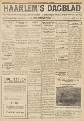 Haarlem's Dagblad 1926-01-29