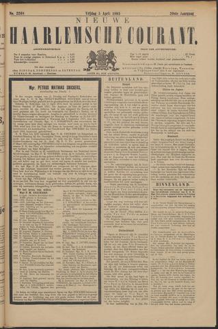 Nieuwe Haarlemsche Courant 1895-04-05