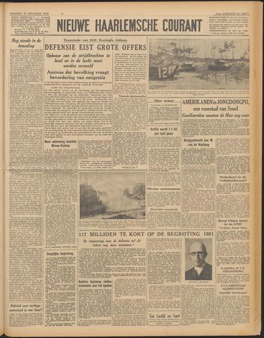 Nieuwe Haarlemsche Courant 1950-09-19