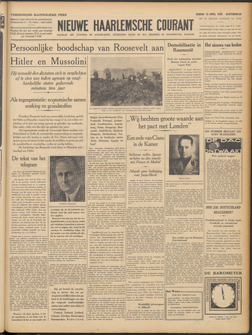 Nieuwe Haarlemsche Courant 1939-04-16