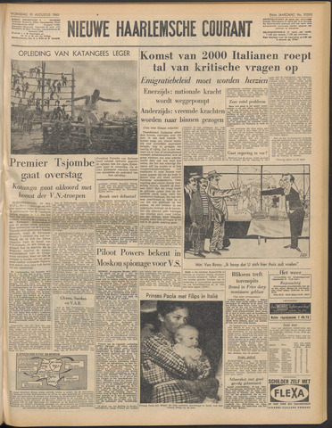 Nieuwe Haarlemsche Courant 1960-08-10