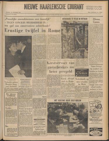 Nieuwe Haarlemsche Courant 1965-11-30