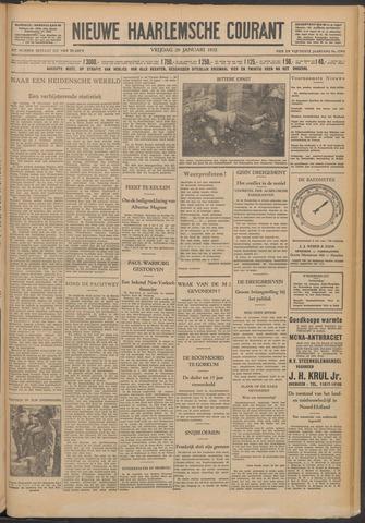 Nieuwe Haarlemsche Courant 1932-01-29