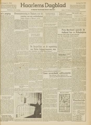 Haarlem's Dagblad 1950-05-06