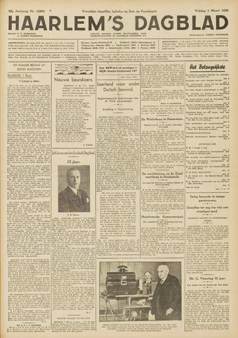 Haarlem's Dagblad 1935-03-01