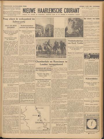 Nieuwe Haarlemsche Courant 1938-09-17